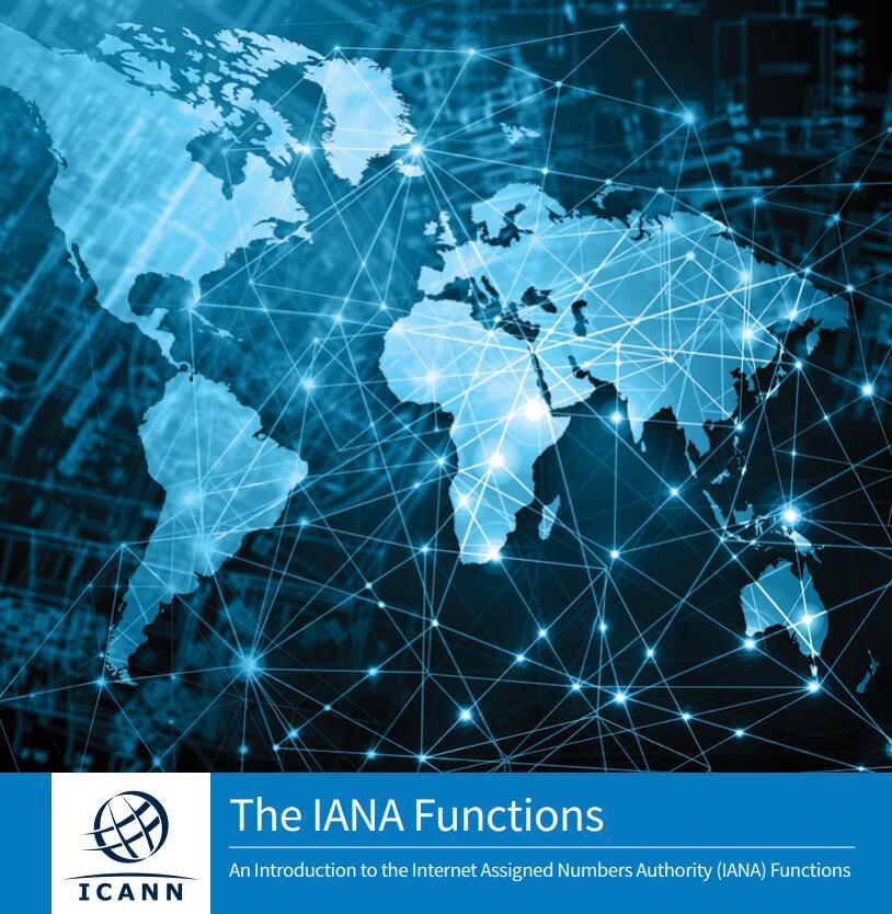 icann域名管理局