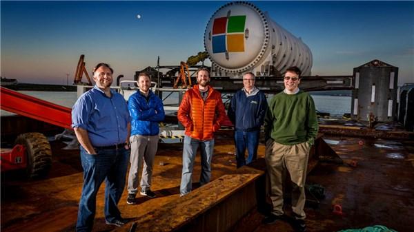 微软数据中心